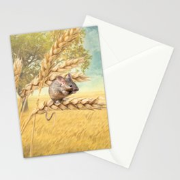 Little Field Mouse Stationery Cards
