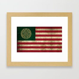 MEXICAN AMERICAN - 030 Framed Art Print