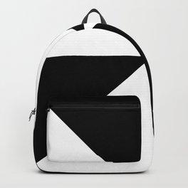 AVANT-GARDE (BLACK-WHITE) Backpack