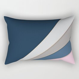 Abstract geometric pattern 2 Rectangular Pillow