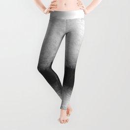 Black and White Horizon Leggings