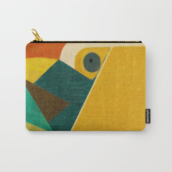 Crazy Seagull Fisher Carry-All Pouch
