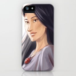 Isabelle Lightwood iPhone Case