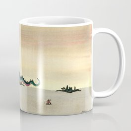 "The Sea Creature who says ""Ick!"" Coffee Mug"