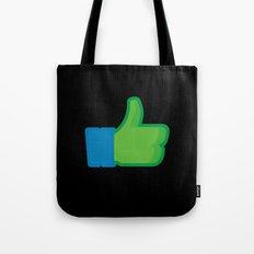 I Like Leonardo Tote Bag