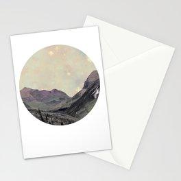 Alps Wanderer Stationery Cards