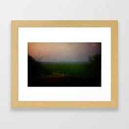 home /3 Framed Art Print