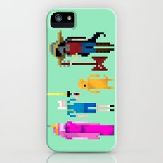 Adventure Time Gang Slim Case iPhone (5, 5s)