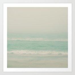 Lido Beach Florida Art Print