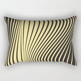 Animal print geometric lover Rectangular Pillow