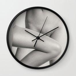 Two Lesbian Lovers Wall Clock