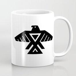 Thunderbird flag - High Quality image Coffee Mug