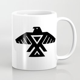 Thunderbird flag - High Quality image Coffee Mug
