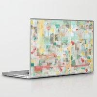 mosaic Laptop & iPad Skins featuring Mosaic by Jacqueline Maldonado