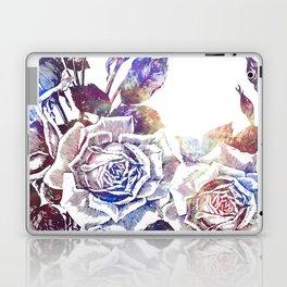 Rose Bloom Nebula Laptop & iPad Skin