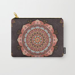 A Cosmic Flowering Carry-All Pouch
