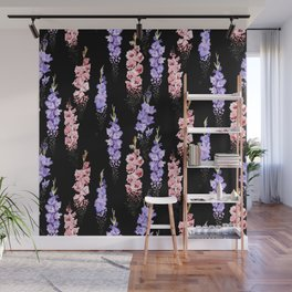 Falling Floral Wall Mural
