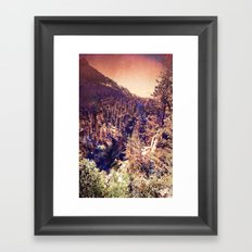huy Framed Art Print