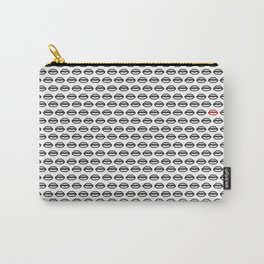 Kissy print Carry-All Pouch
