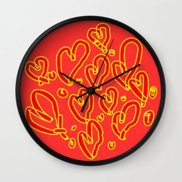 Have a Heart Wall Clock
