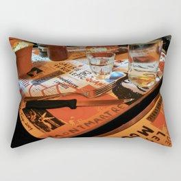 Café des Deux Moulins (Amélie) Rectangular Pillow