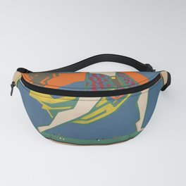 Affiche pomeroy skin food   helps the plain   improves the fair. 1922  Fanny Pack