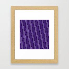 Op Art 87 Framed Art Print