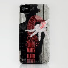 Tom Waits iPhone (4, 4s) Slim Case