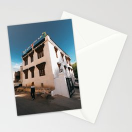 Buildings of Leh City Stationery Cards