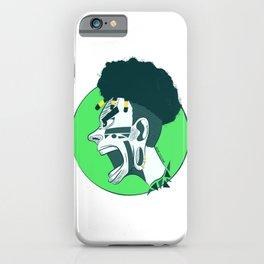Mad Ndauo (Maasai) iPhone Case