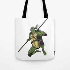 Donatello Tote Bag