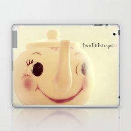 I'm a Little Teapot Laptop & iPad Skin