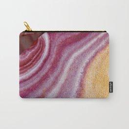 Desert Stone Swirls 1 Carry-All Pouch