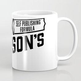 Self Publishing Formula Logo Coffee Mug