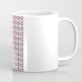 Pink Dots Coffee Mug