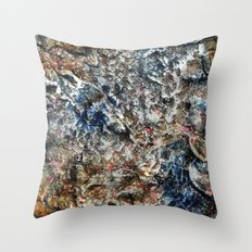 Blessing In the Storm Throw Pillow