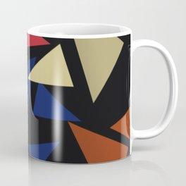 Colorful geometric pattern VII Coffee Mug