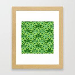 Kekistan Framed Art Print