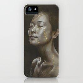 Kintsugi iPhone Case