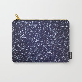 Digital Snow Carry-All Pouch