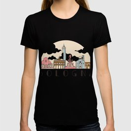 Bologna skyline - Italy T-shirt