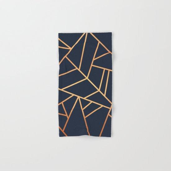 Copper and Midnight Navy by elisabethfredriksson