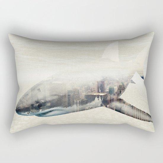 Sharks of New York Rectangular Pillow