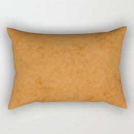 Yellow suede Rectangular Pillow