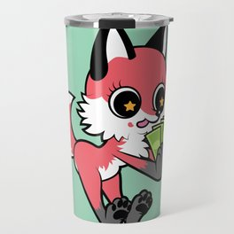 Money Fox Travel Mug