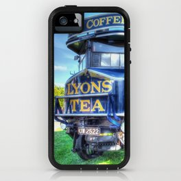 Lyons Tea van iPhone Case
