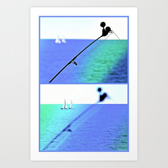 Long Live The Weekend! Art Print