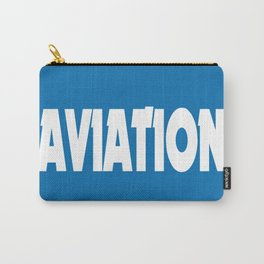 Aviation Carry-All Pouch