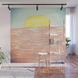 Always A Sunrise Wall Mural