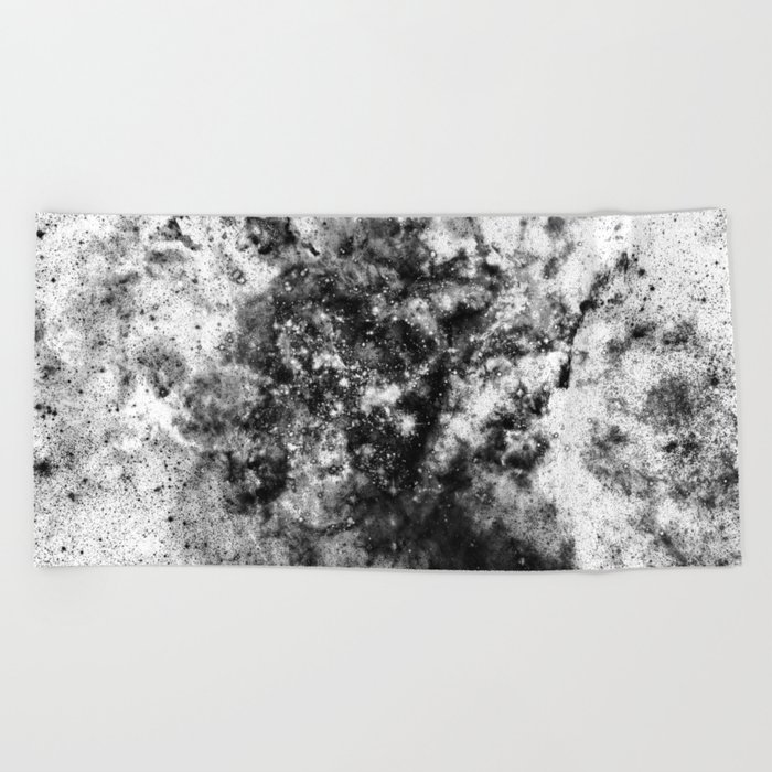 Everything is nothing 21 (therefore it was beautiful) Beach Towel